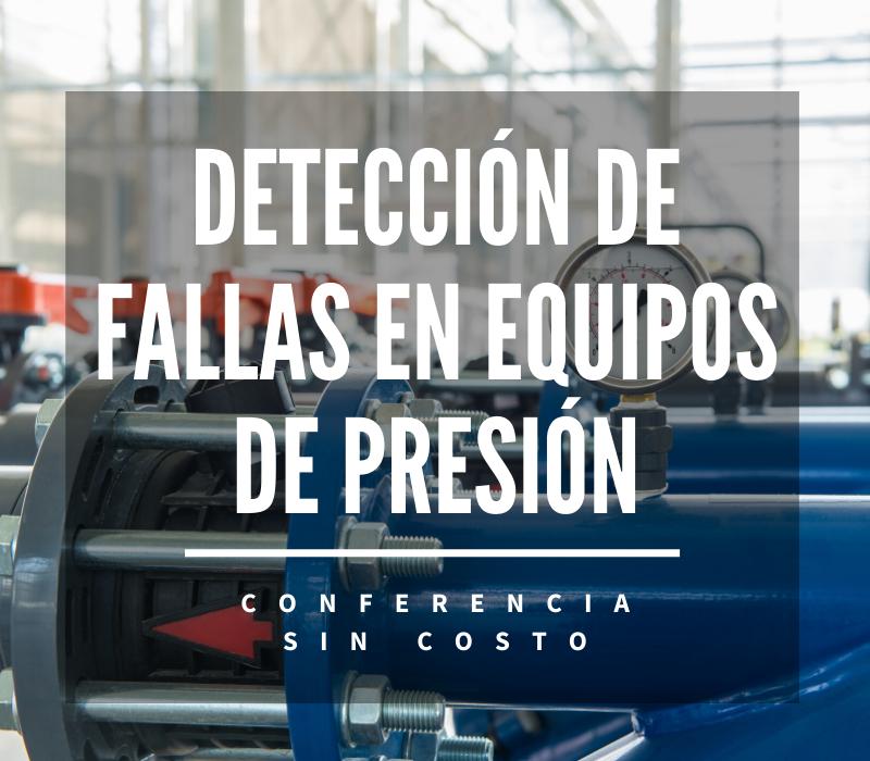 detección de fallas en equipo de presión bogotá