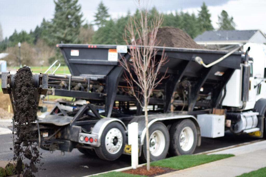 Excavation services include conveyor services