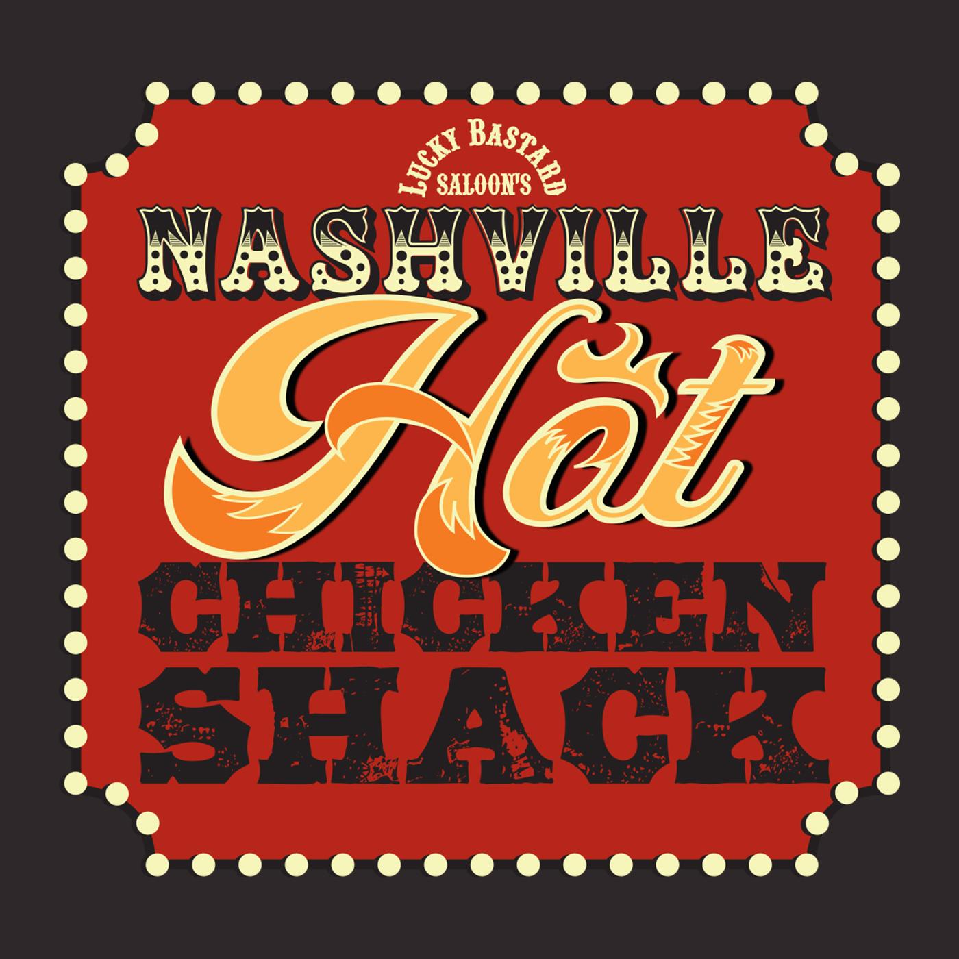 Nashville Hot Chicken Salad