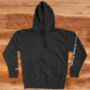 LBS Black Pullover Hoodie Front
