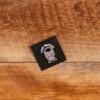 LBS Skull Pin