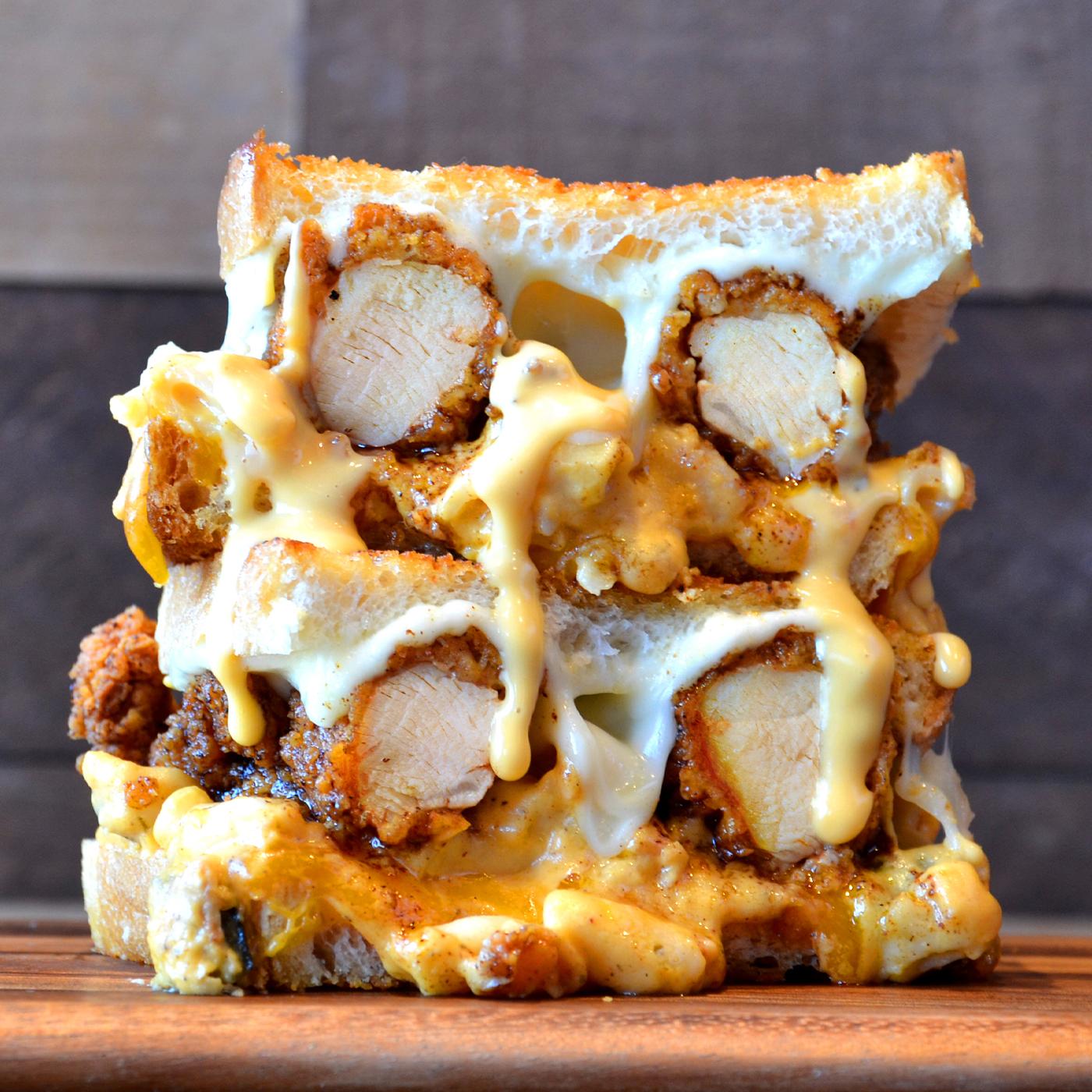 Nashville Grilled Cheese