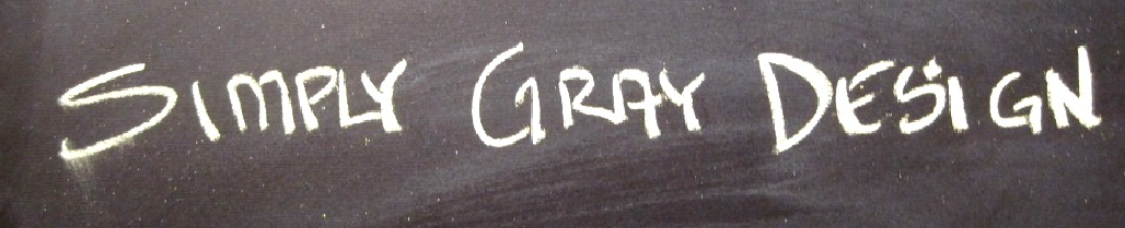 simply gray design