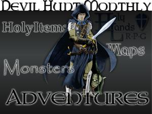 Devil Hunt Monthly