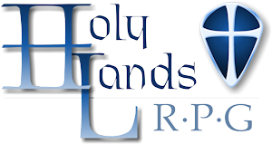Holy Lands RPG logo