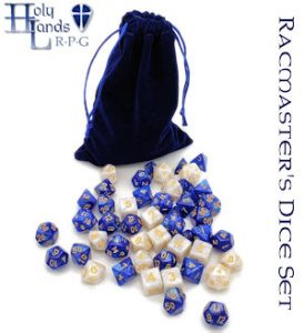 Racmaster's Gaming Dice Set
