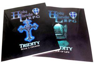 Holy Lands RPG Rulebooks