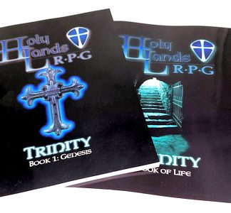 Holy Lands RPG Rulebooks