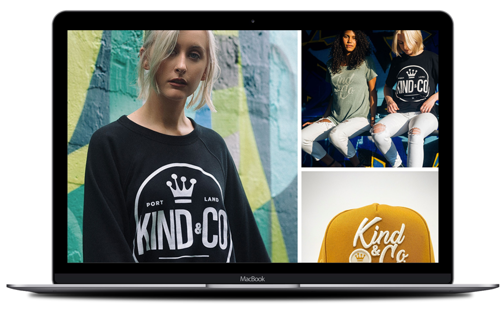 Kind&Co Website
