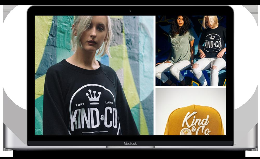 Kind&Co Website