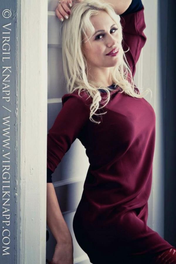 Toronto Model Theresa Longo