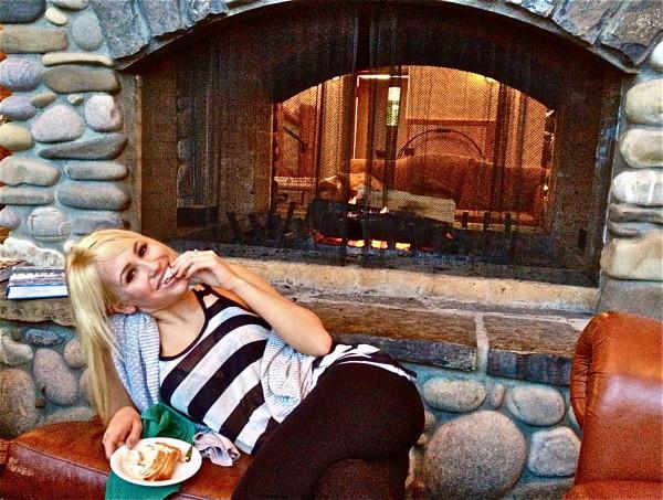 Image Showing Canadian Model Theresa Longo