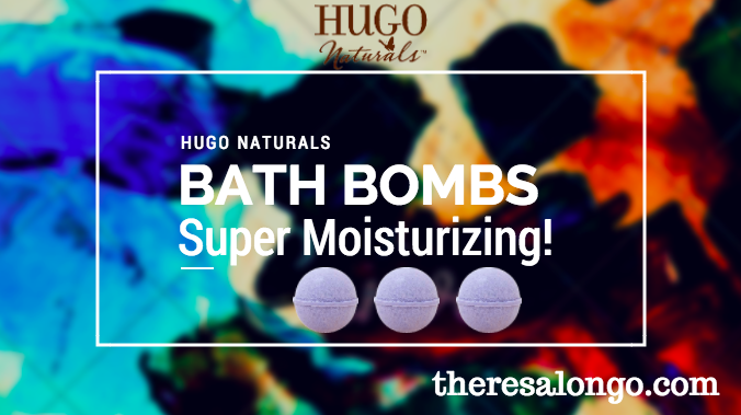 Hugo Naturals Bath Bombs