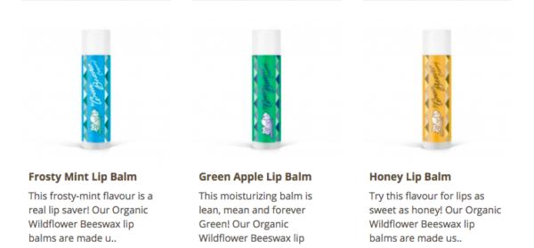 The Green Beaver Company Lip Balm