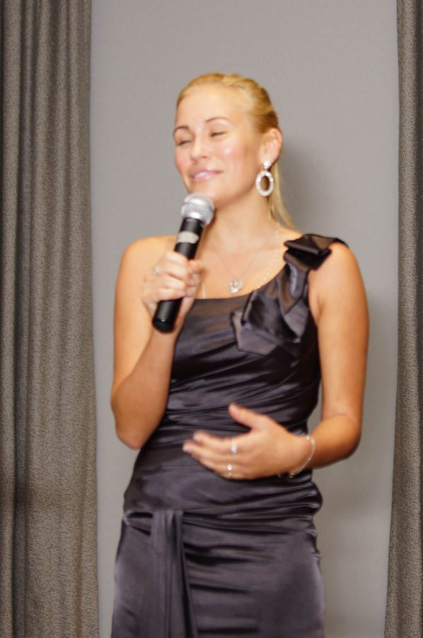 Co-Host Theresa Longo
