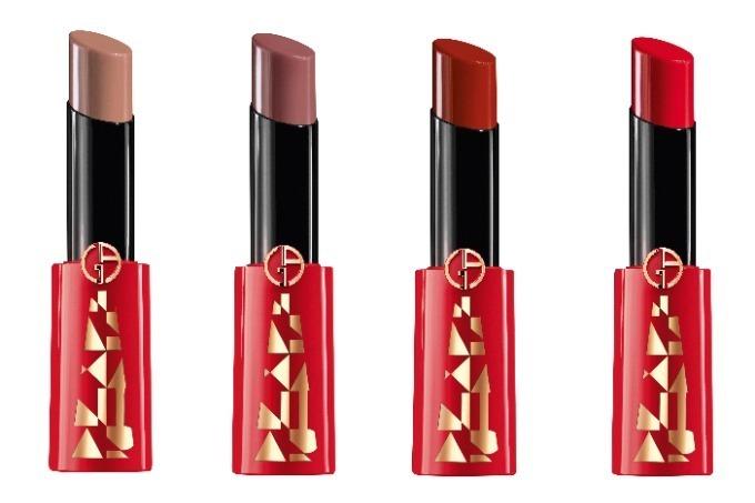 Giorgio Armani Christmas 2018 Ecstasy Shine Lipstick