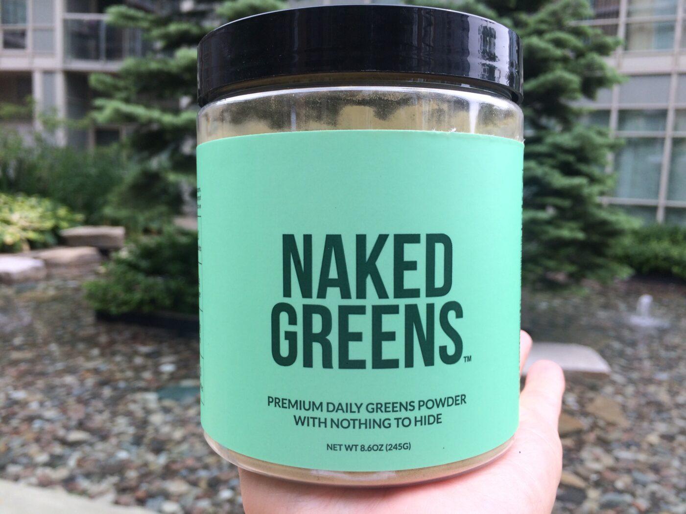 NAKED-Greens