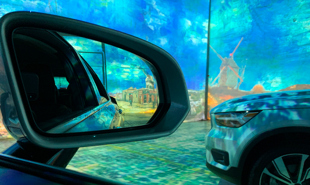 Van-Gogh-By-Car-Review-Coverage