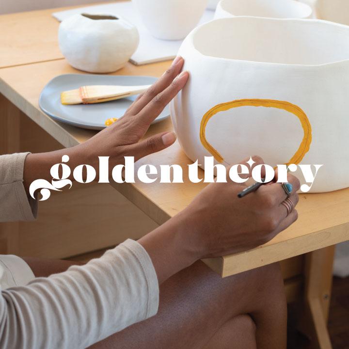 semi custom golden secondary