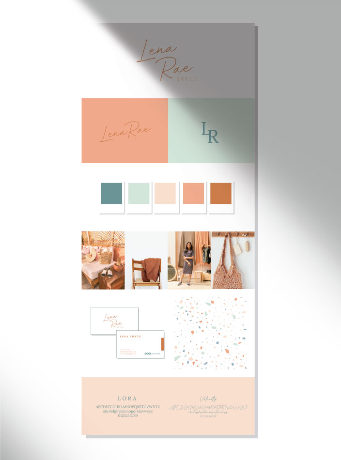 semi custom lena style sheet