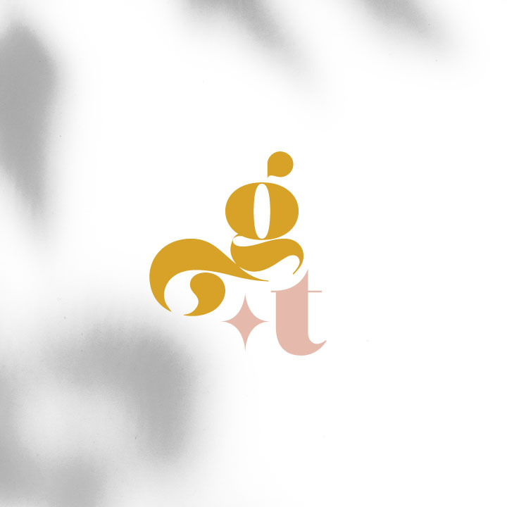 semi custom golden watermark