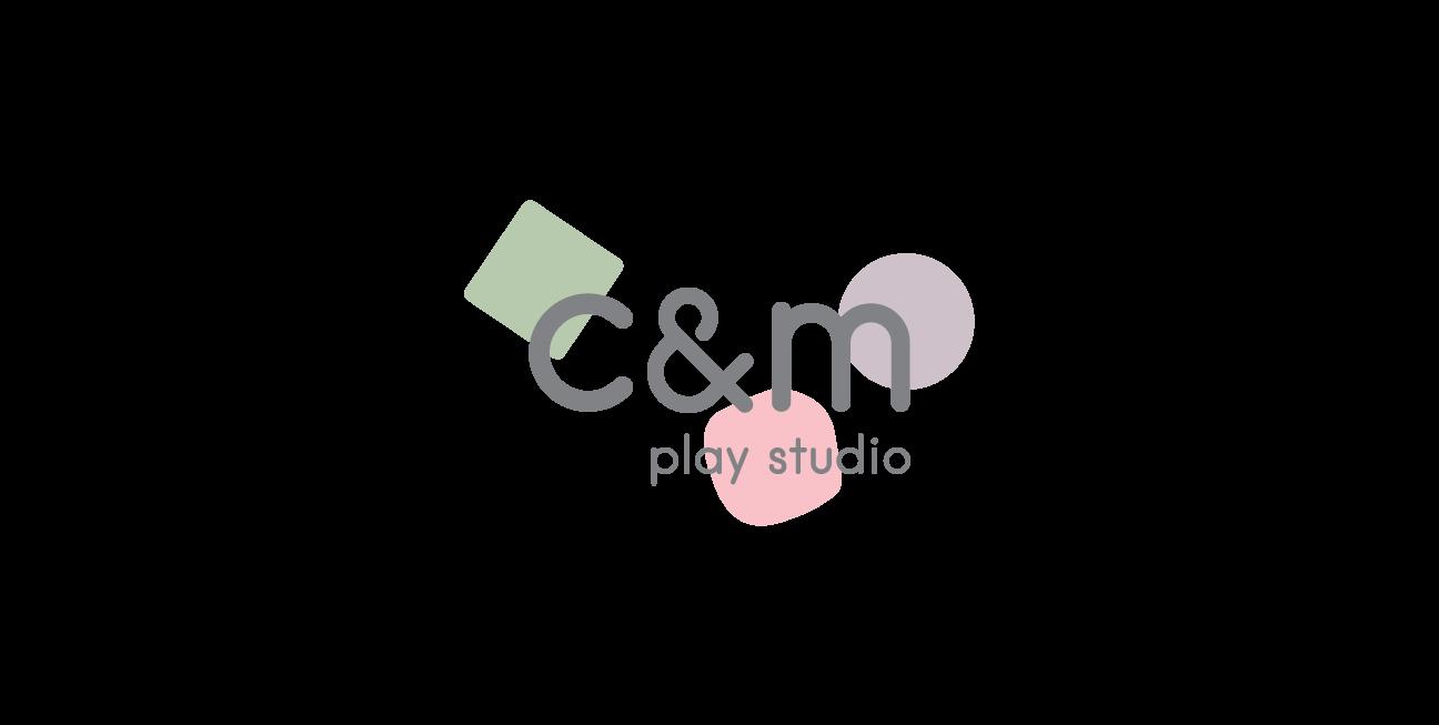 custom brand design cm primary logo