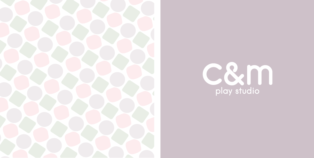 custom brand design cm pattern