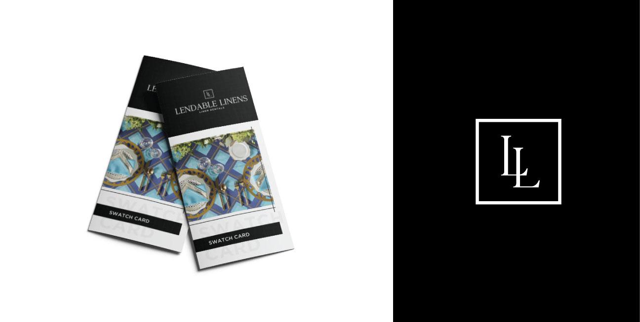 custom brand design lendable watermark