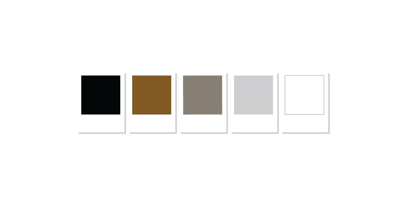 custom brand design lendable color pallet