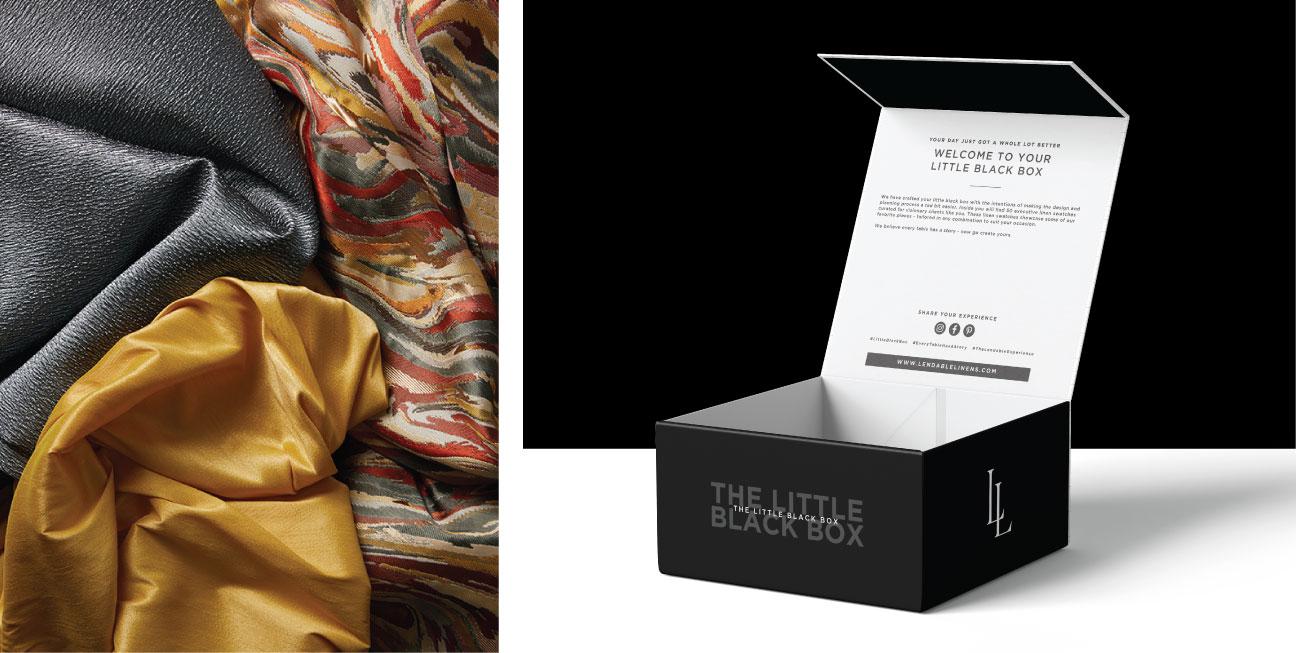 custom brand design lendable box