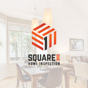 custom brand design square one primary logo 2