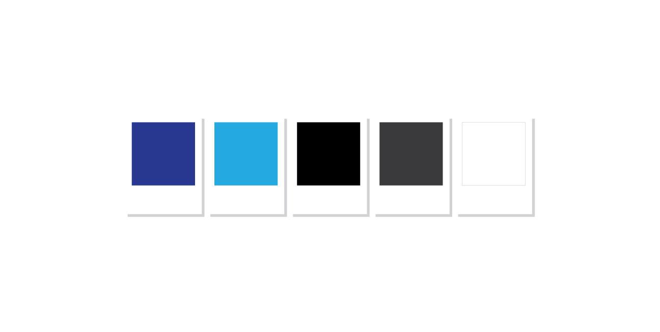 custom brand design color palette