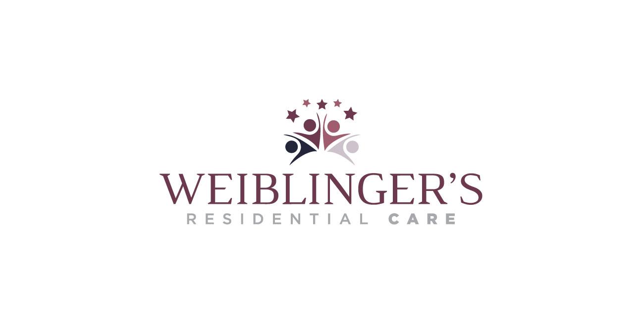custom brand design weiblingers primary logo