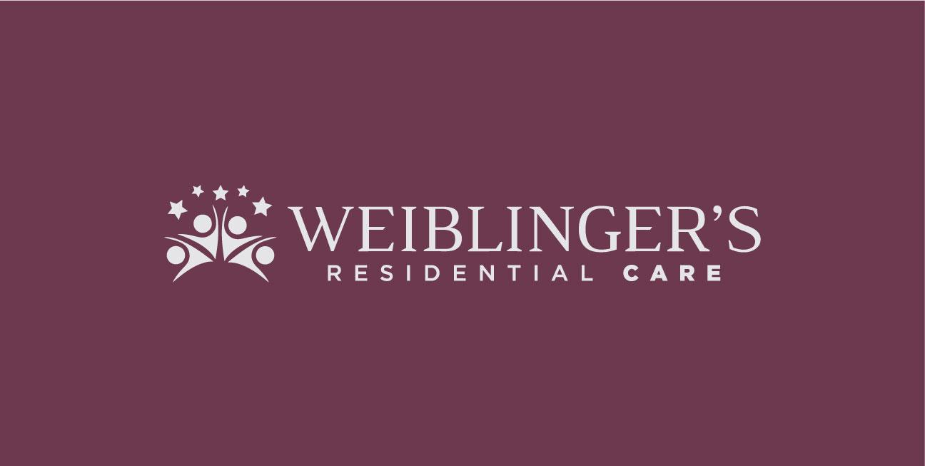 custom brand design weiblingers secondary logo