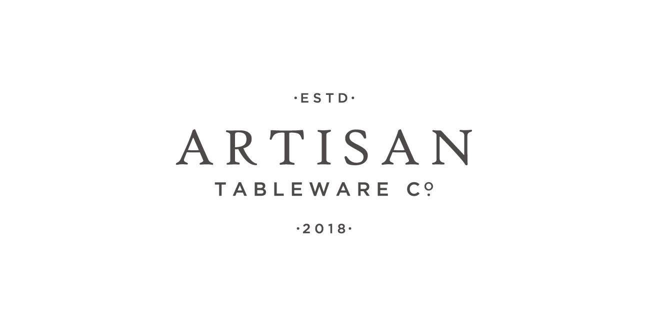 custom brand design artisan primary logo