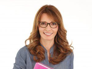 Female teacher portrait