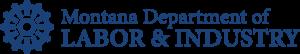 Montana Department of Labor & Industry Logo