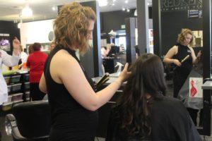 Hair cutting in montana
