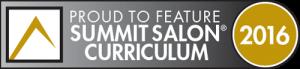 Proud to Feature Summit Salon Curriculum