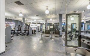 salon interior facility