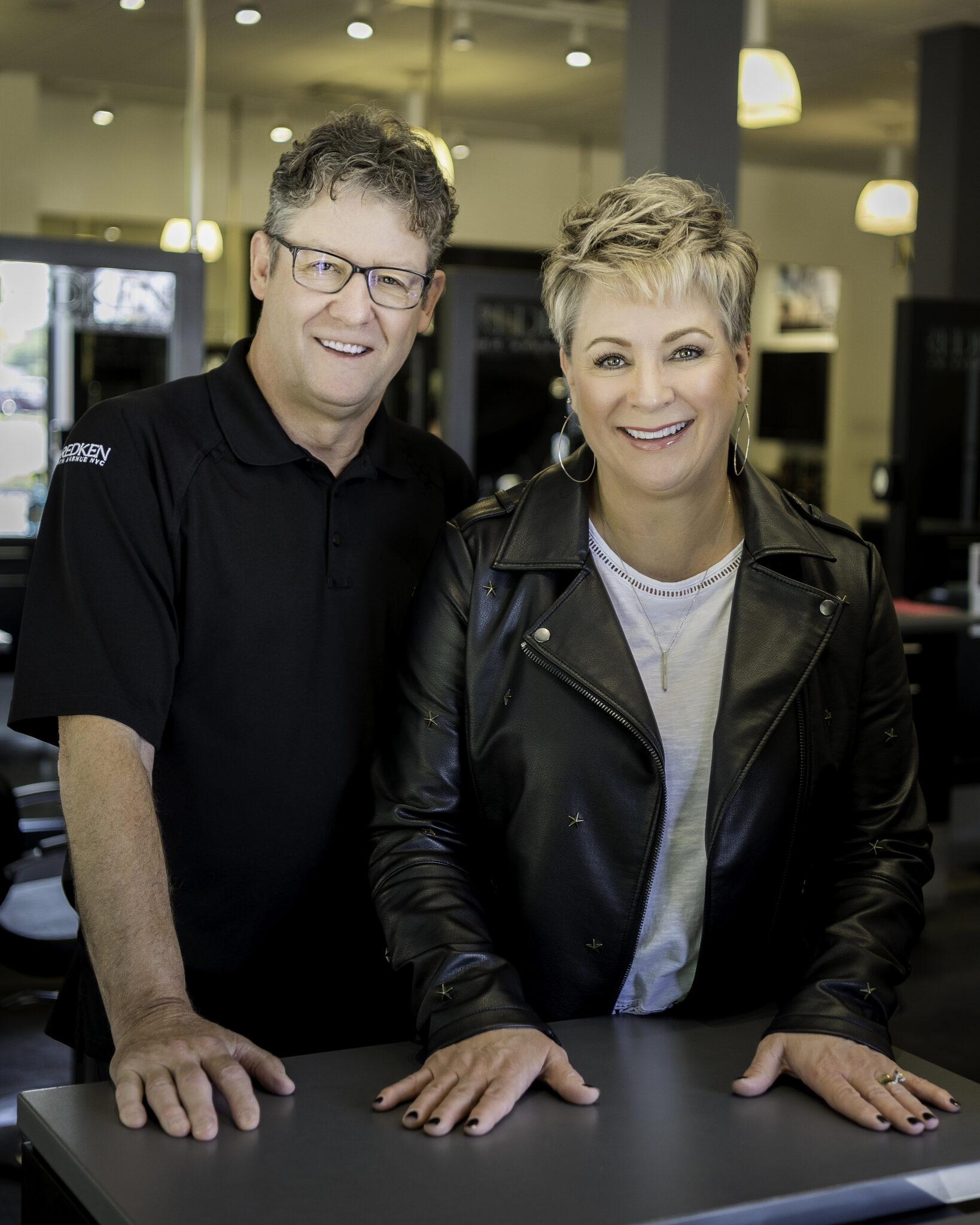 Linda + Mike McPherson