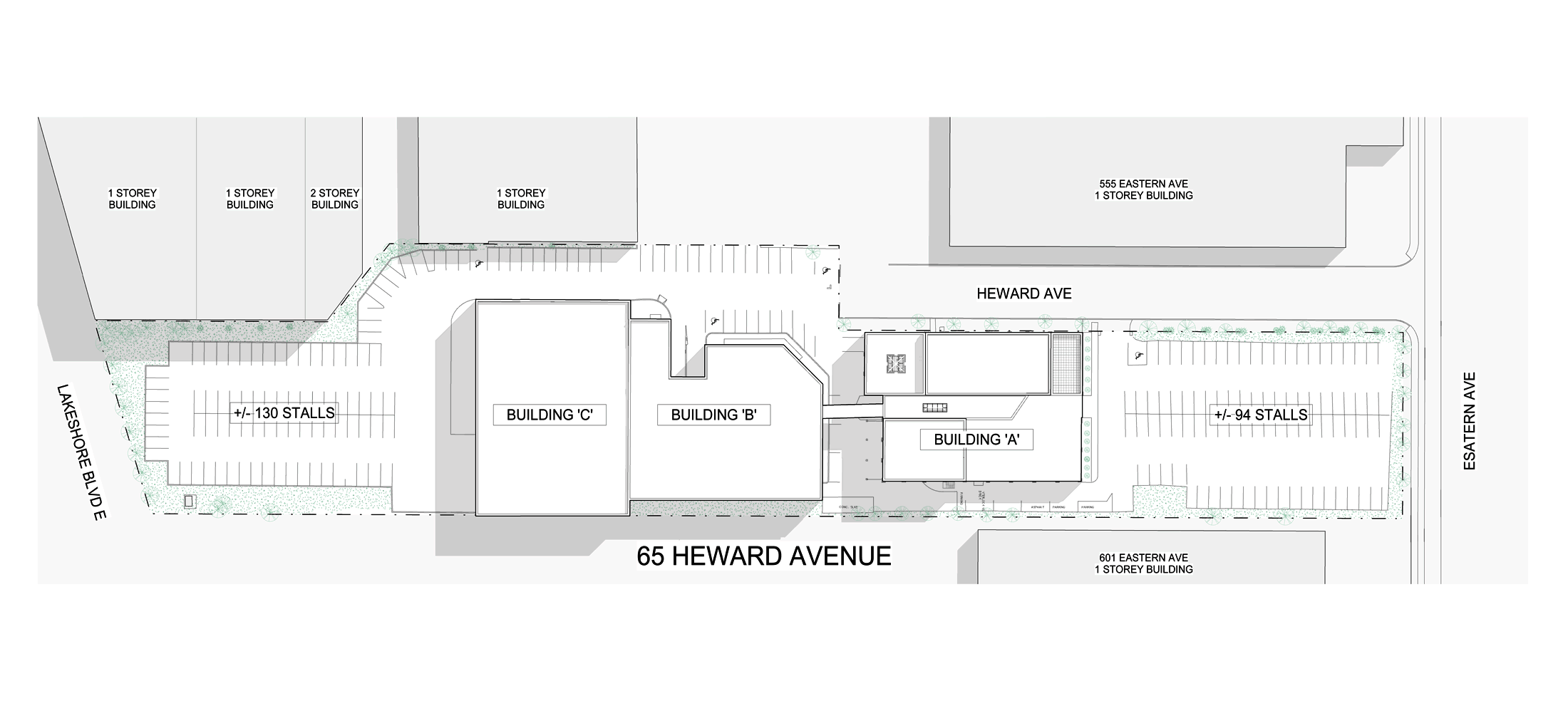 Buildings B/C Ground Floor Floorplan