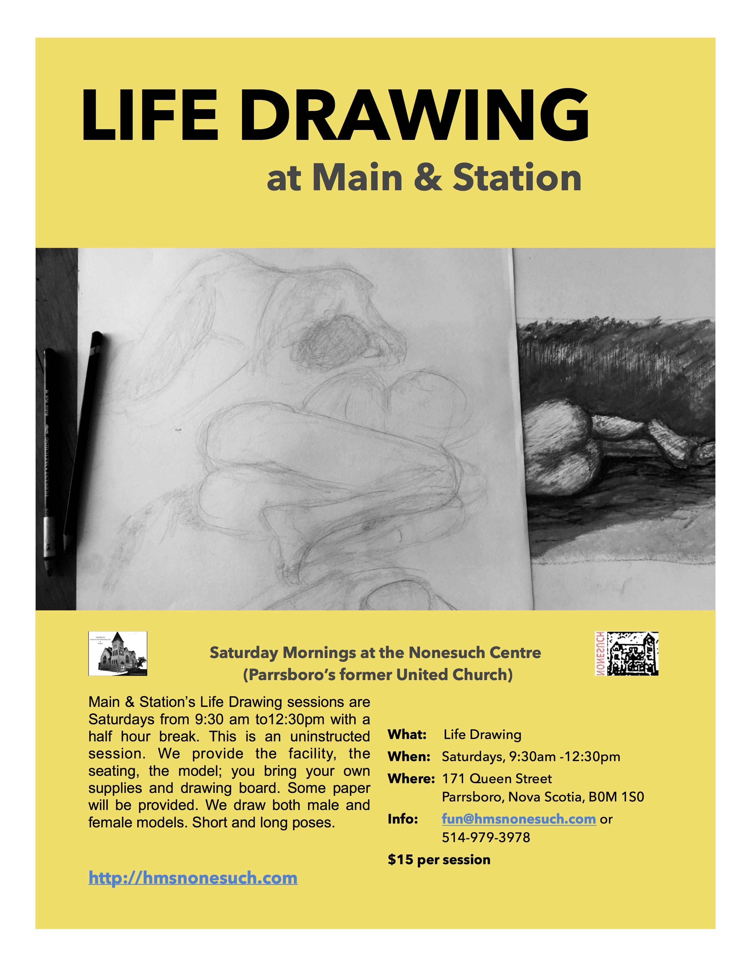 life drawing parrsboro_171 Queen Street