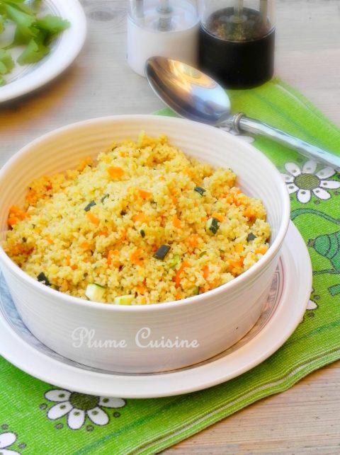 Semoule-légumes-recette