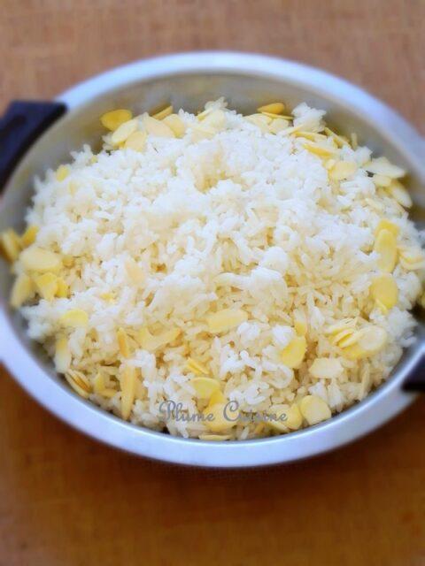 Poulet-au-beurre-riz