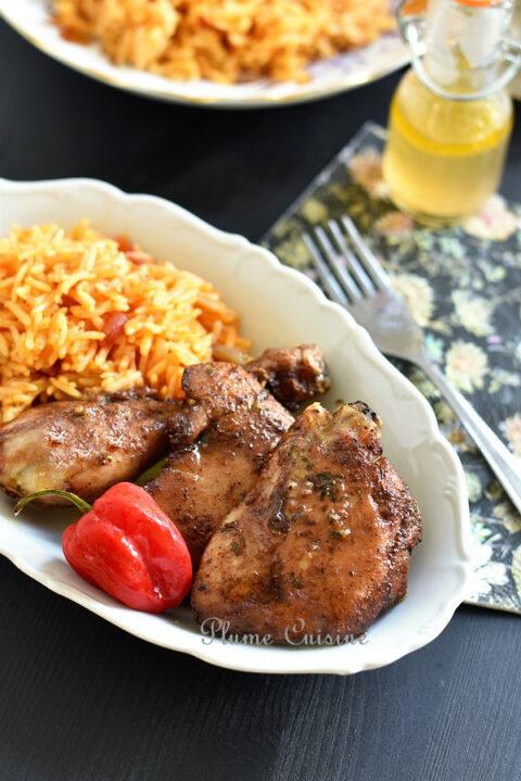 Poulet-jamaïcain-au-four