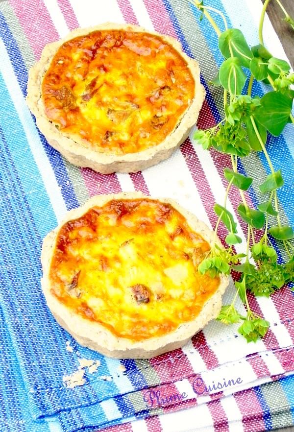 Recette-tarte-poulet-curry