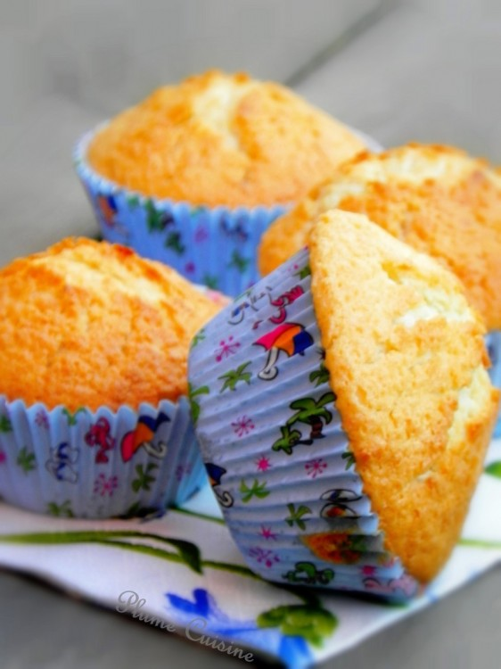 Muffins-au-coco-recette