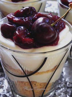 Verrine-cheesecake-aux-cerises