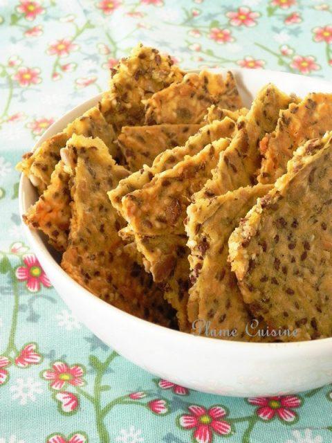 Crackers-sans-gluten